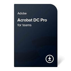 Adobe Acrobat Pro DC for teams - 1-godišnja pretplata