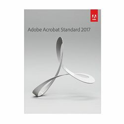 Adobe Acrobat Standard 2017 WIN IE trajna licenca - nadogradnja