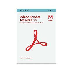Adobe Acrobat Standard 2020 WIN IE trajna licenca - nadogradnja