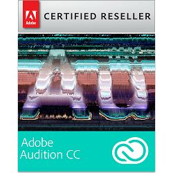 Adobe Audition CC Creative Cloud, WIN/MAC, 1-godišnja pretplata