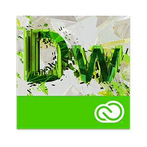 Adobe Dreamweaver Creative Cloud, Multiple Platforms, EU English, Licensing Subscription, 1 Year - samo za korisnike CS3 i novijih verzija - AKCIJA!