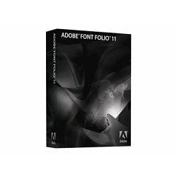 Adobe Font Folio 11.1 trajna licenca - nadogradnja