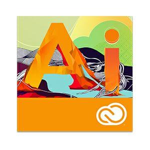 Adobe Illustrator Creative Cloud, Multiple Platforms, EU English, Licensing Subscription, 1 Year - AKCIJA do 3.12.2020.