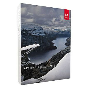 Adobe Lightroom 6 IE trajna licenca, 65237534AD01A00