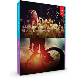 Adobe Photoshop and Premiere Elements 15 WIN/MAC IE trajna licenca