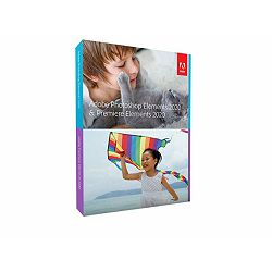 Adobe Photoshop and Premiere Elements 2020 WIN/MAC IE trajna licenca