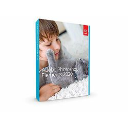 Adobe Photoshop Elements 2020 WIN/MAC IE trajna licenca