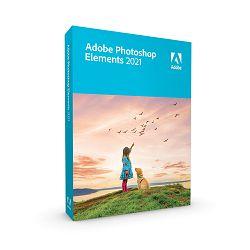 Adobe Photoshop Elements 2021 WIN/MAC IE trajna licenca
