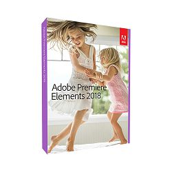 Adobe Premiere Elements 2018 WIN/MAC IE trajna licenca