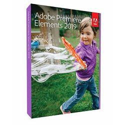 Adobe Premiere Elements 2019 WIN/MAC IE trajna licenca - nadogradnja