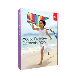Adobe Premiere Elements 2020 WIN/MAC IE trajna licenca