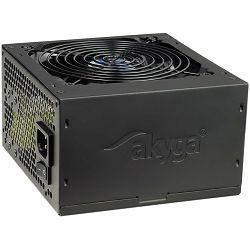 Power Supply AKYGA AK-P3-500 Pro 500W, DC 3.3/5/±12V, 1x120, Retail