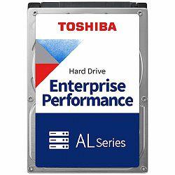 HDD Server TOSHIBA (2.5, 2.4TB, 128MB, 10000 RPM, SAS 12 Gb/s)
