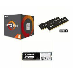 AMD Kingston Combat kit ( CPU + MEM + SSD)
