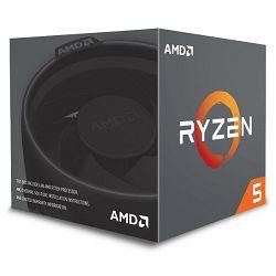 AMD Ryzen 5 2600XM, 6C/12T 3,6GHz/4,2GHz,19MB, AM4