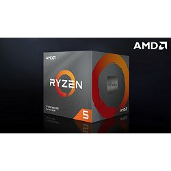 AMD Ryzen 5 3500, 6C/6T 3,6GHz/4,1GHz, 19MB, AM4