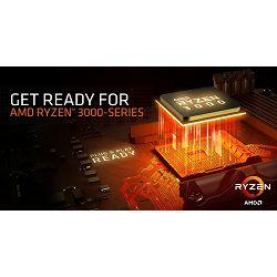 AMD Ryzen 5 3600X, 6C/12T 3,8GHz/4,4GHz, 32MB, AM4