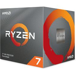 AMD Ryzen 7 3700X, 8C/16T 3,6GHz/4,4GHz, 32MB, AM4