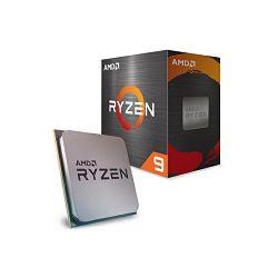 AMD Ryzen 9 5900X, 12C/24T 3,7/4,8GHz,AM4,box