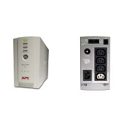 APC Back-UPS CS 500VA USB/SERIAL 230V, BK500EI
