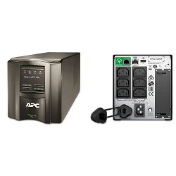 APC Smart-UPS 750VA LCD 230V with SmartConnect, SMT750IC