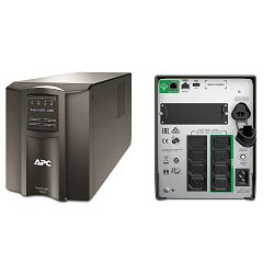 APC Smart-UPS 1000VA LCD 230V with SmartConnect, SMT1000IC