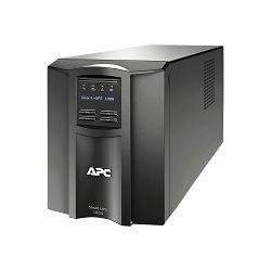APC SmartConnect UPS SMT 1000 VA Tower, SMT1000IC