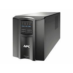 APC SmartConnect UPS SMT 1500 VA Tower, SMT1500IC
