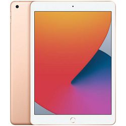 Apple 10.2-inch iPad 8 Wi-Fi 32GB - Gold, mylc2hc/a