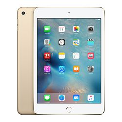 Apple iPad mini 4 Wi-Fi Cell 128GB Gold, mk782hc/a