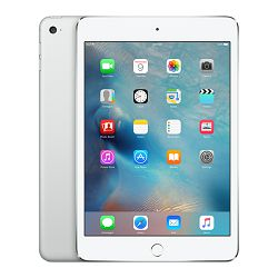Apple iPad mini 4 Wi-Fi Cell 128GB Silver, mk772hc/a