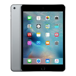 Apple iPad mini 4 Wi-Fi Cell 128GB Space Gray, mk762hc/a