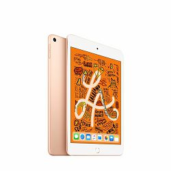 Apple iPad mini 5 Wi-Fi 256GB - Gold, muu62hc/a