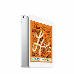 Apple iPad mini 5 Wi-Fi 64GB - Silver, muqx2hc/a