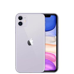 Apple iPhone 11 128GB Purple, mwm52se/a