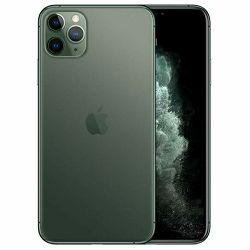 Apple iPhone 11 Pro Max 64GB Midnight Green, mwhh2se/a