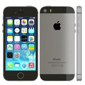 Apple iPhone 5s, 16GB, space gray, me432