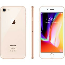 Apple iPhone 8, 256GB, Gold, mq7e2cn/a