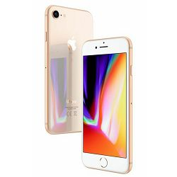 Apple iPhone 8, 64GB, Gold, mq6j2cn/a