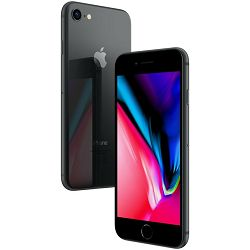 Apple iPhone 8, 64GB, Space Grey, mq6g2cn/a