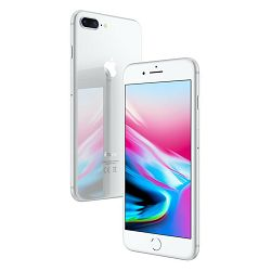 Apple iPhone 8 Plus, 64GB, Silver, mq8m2cn/a