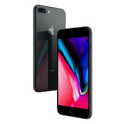 Apple iPhone 8 Plus, 64GB, Space Grey, mq8l2cn/a