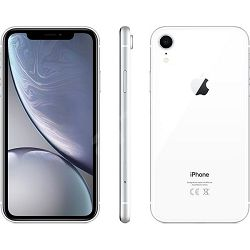 Apple iPhone XR 64GB White, mry52cn/a