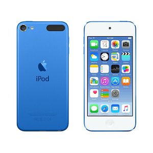 Apple iPod touch 128GB Blue, mkwp2hc/a
