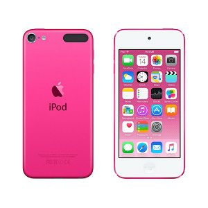 Apple iPod touch 128GB Pink, mkwk2hc/a