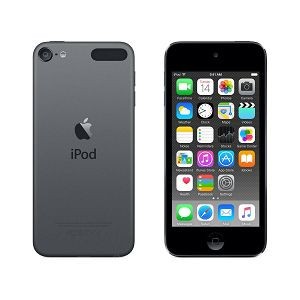 Apple iPod touch 128GB Space Grey, mkwu2hc/a