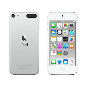 Apple iPod touch 128GB Silver, mkwr2hc/a