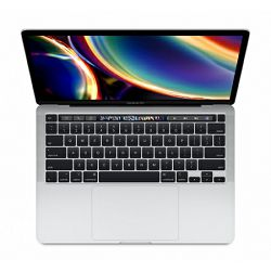 Apple MacBook Pro 13 Touch Bar/QC i5 1.4GHz/8GB/256GB SSD/Intel Iris Plus Graphics 645/Silver - CRO KB, mxk62cr/a