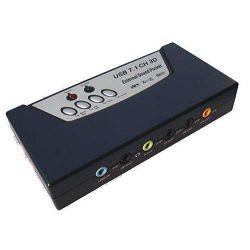 Asonic vanjska zvučna kartica C-Media, 8-kanala