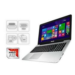 Asus X555QG-XX228T VivoBook Black/Silver 15.6